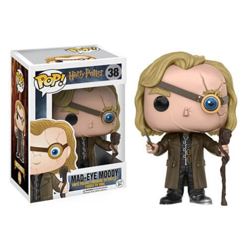 Image For Funko Mad-Eye Moody