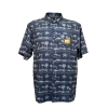 Cover Image for Chiliwear UC Davis Hilo Palm Trees Full Button Shirt