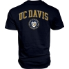 Cover Image for Blue 84 UC Davis On Front Mascot Shield On Back