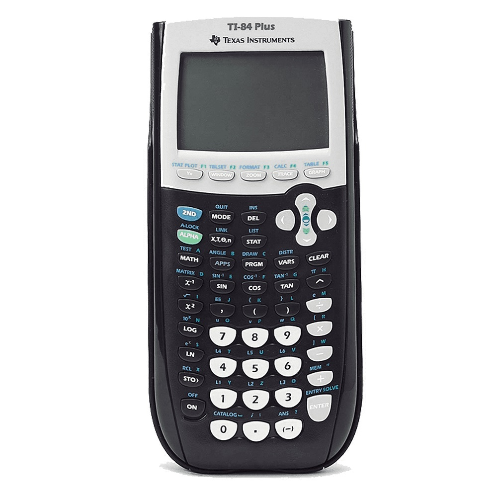 Image For Calculator Texas Instruments TI-84 Plus Graphing