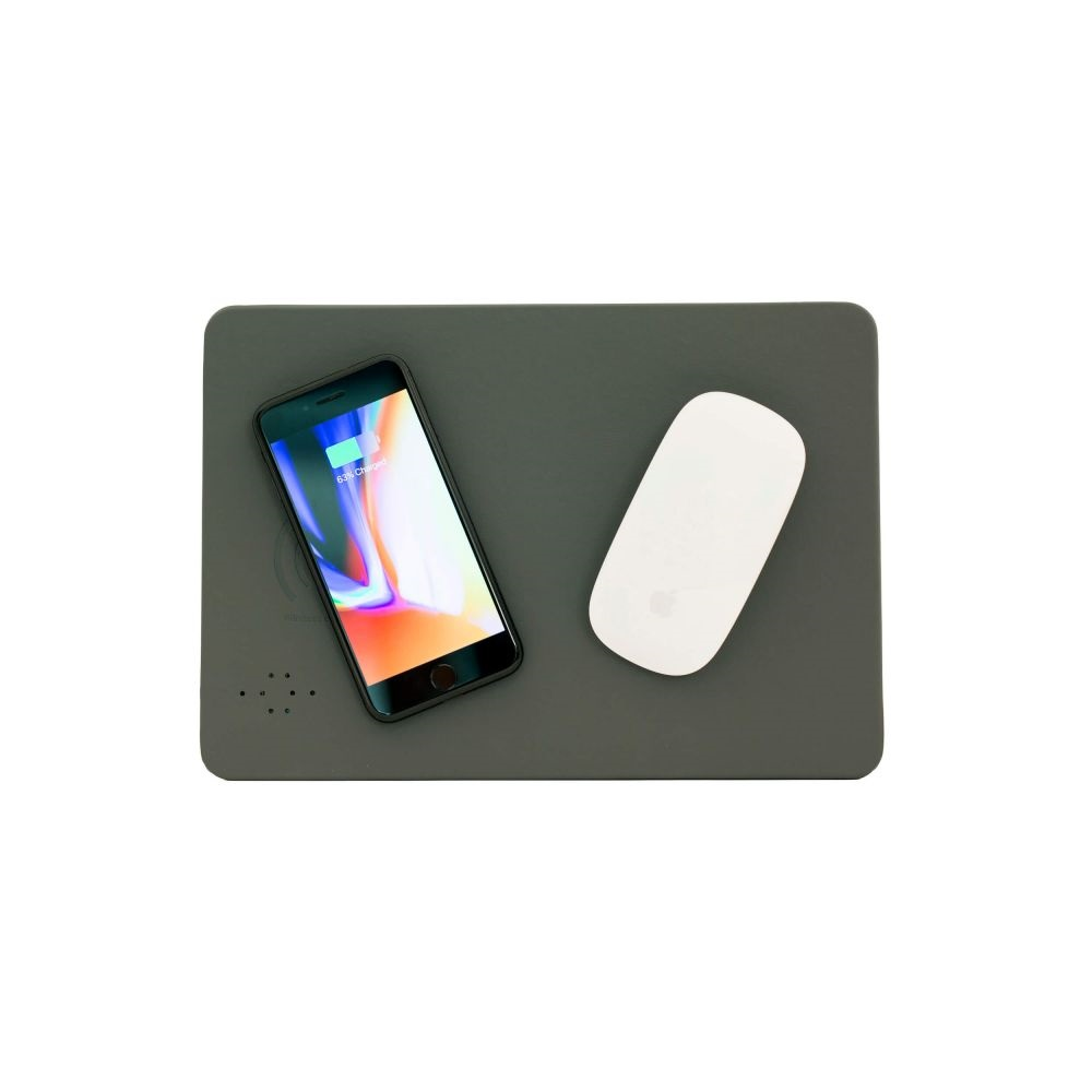 Image For Kikkerland® Wireless Charging Mouse Pad