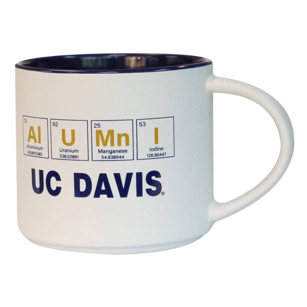 Image For Mug UC Davis Periodic Alumni