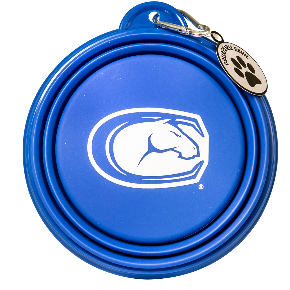 Image For UC Davis Collapsible Pet Bowl