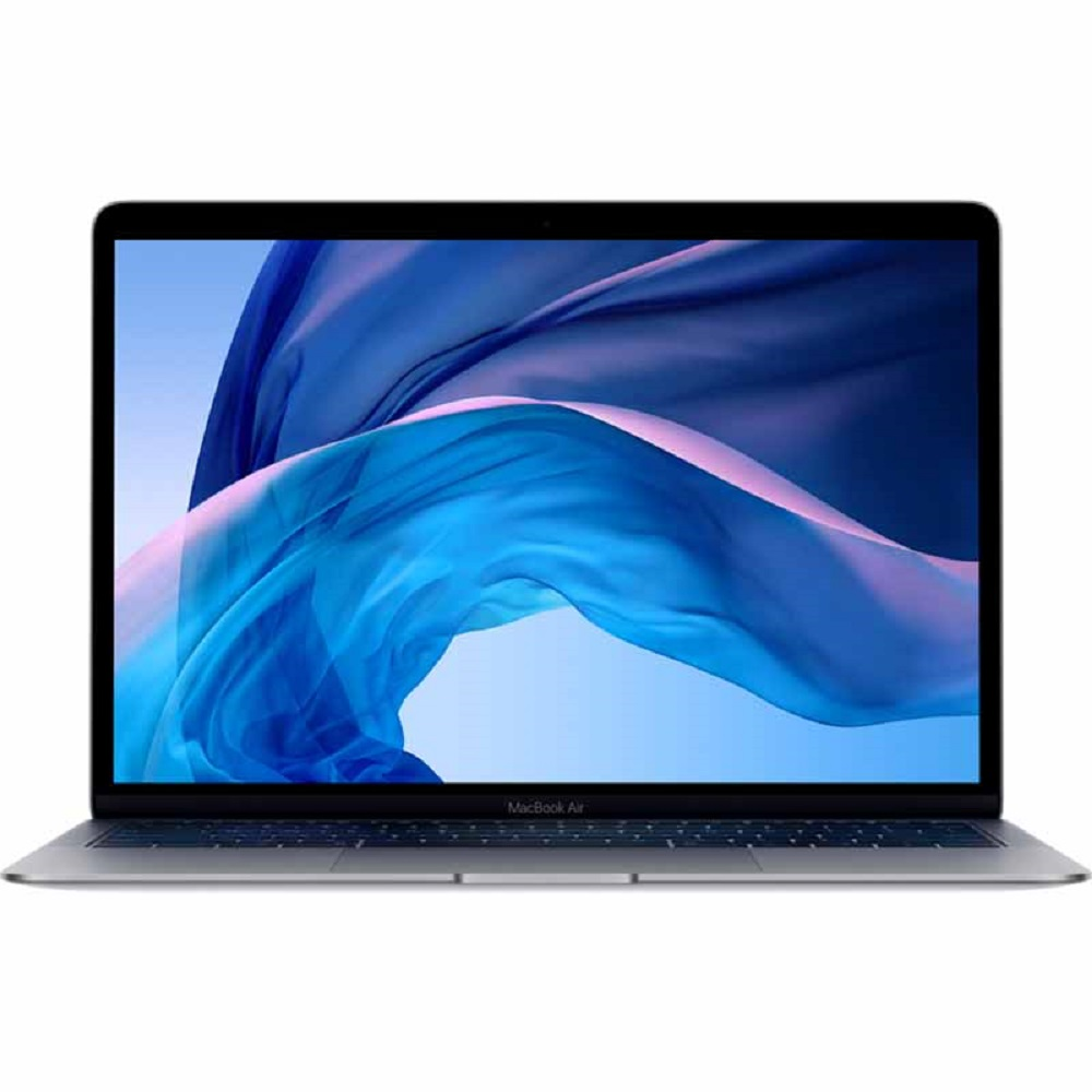 Cover Image For 13-Inch Macbook Air w/Retina Display 256GB Space Gray 2019!