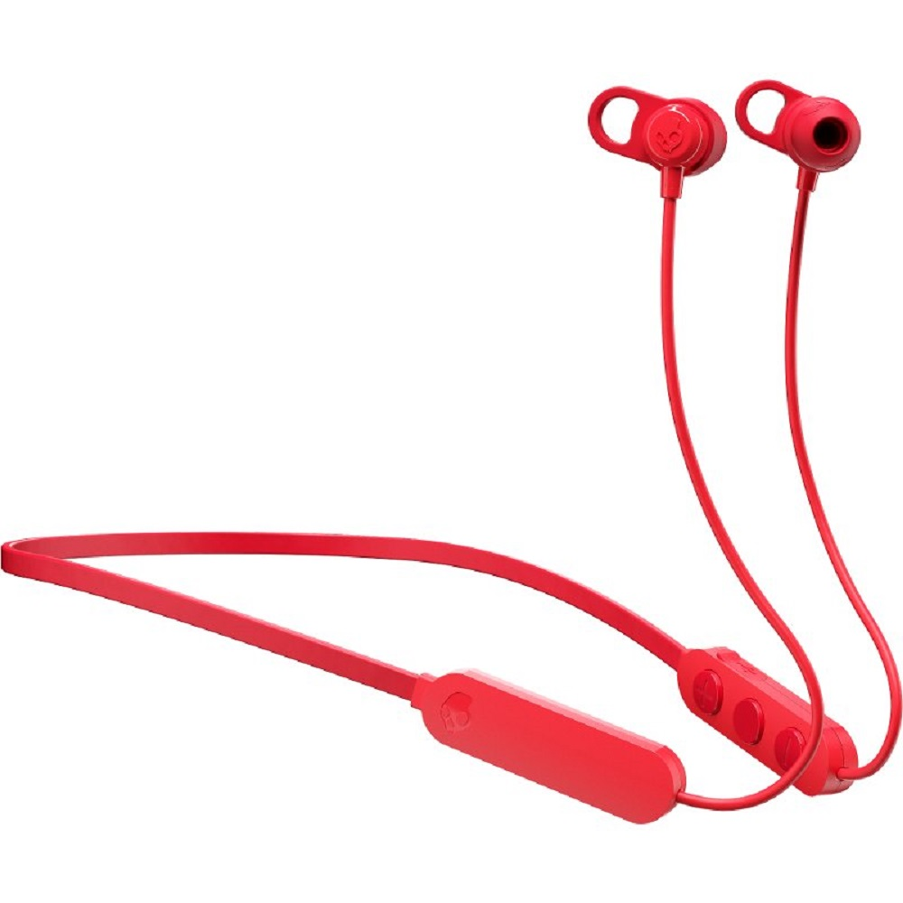 Image For Skullcandy JIB+ Wireless Headphones Red