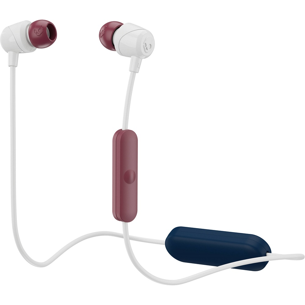 Image For Skullcandy JIB™ Wireless Crimson/White