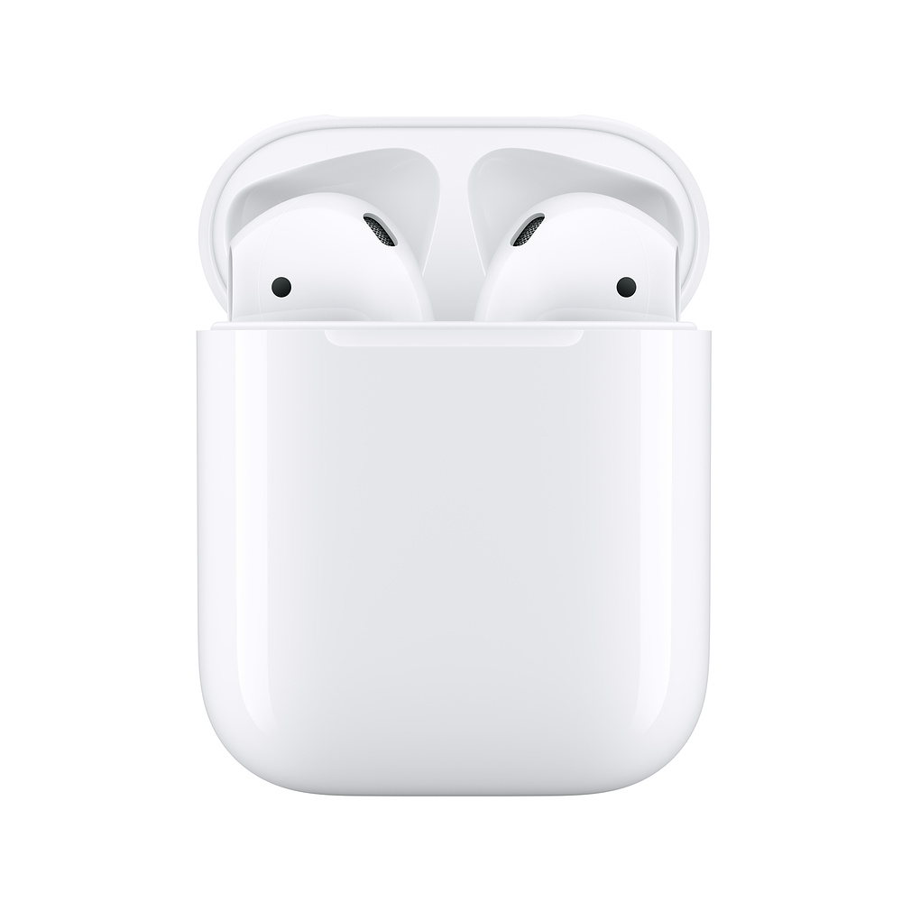 Image For Apple Airpods With Wired Charging Case