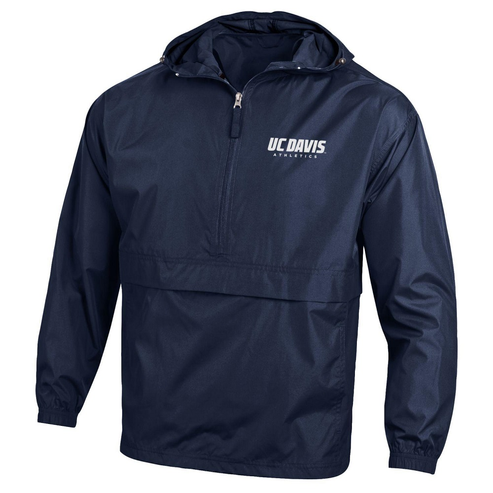 Image For Champion® UC Davis Athletics Packable Jacket