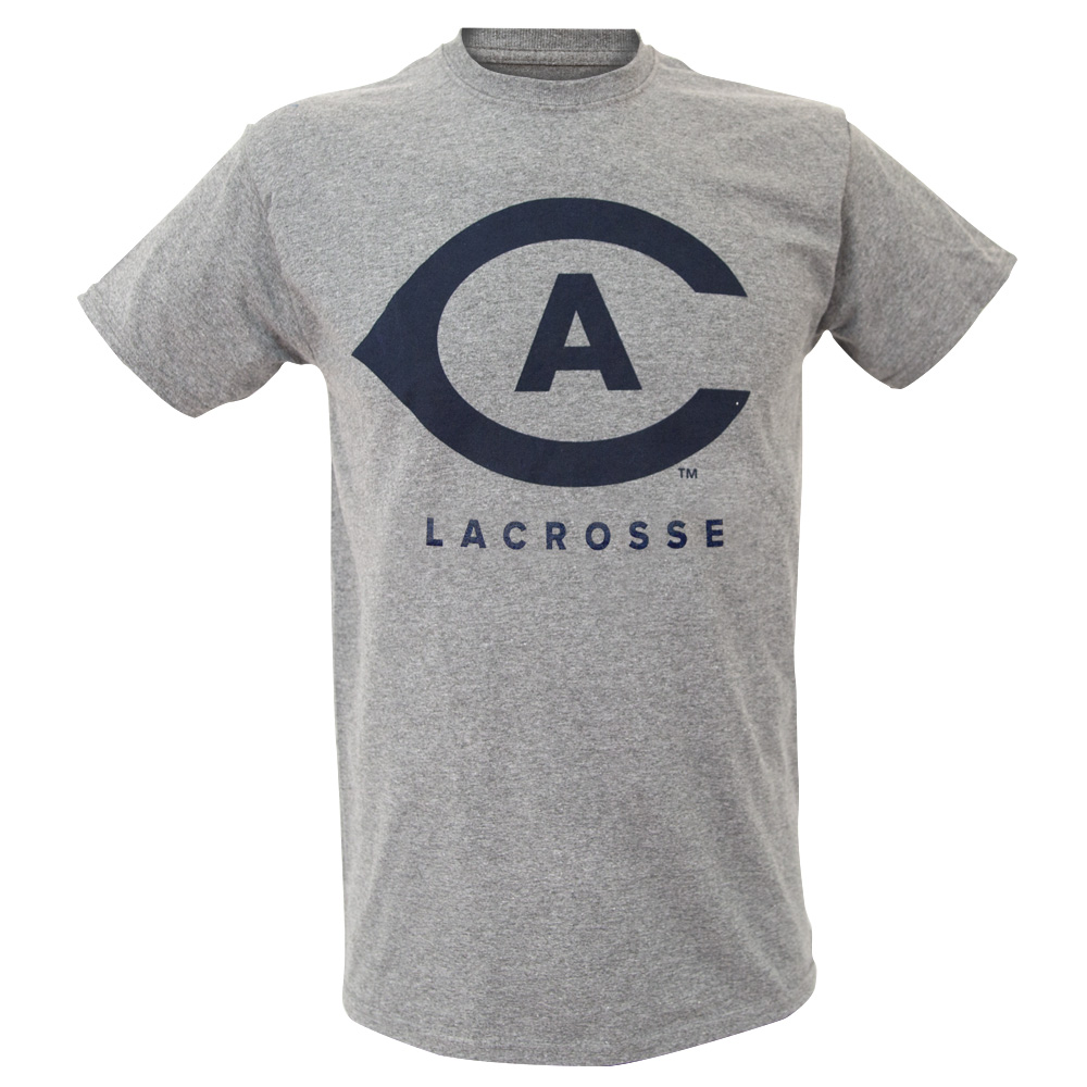 Image For MV® Sport UC Davis Lacrosse Team T-Shirt