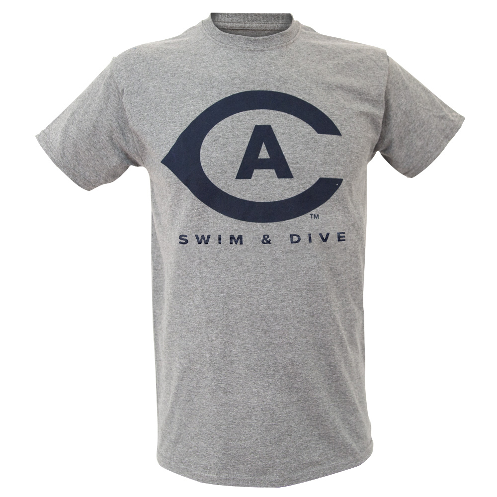 Image For MV® Sport UC Davis Swim and Dive Team T-Shirt