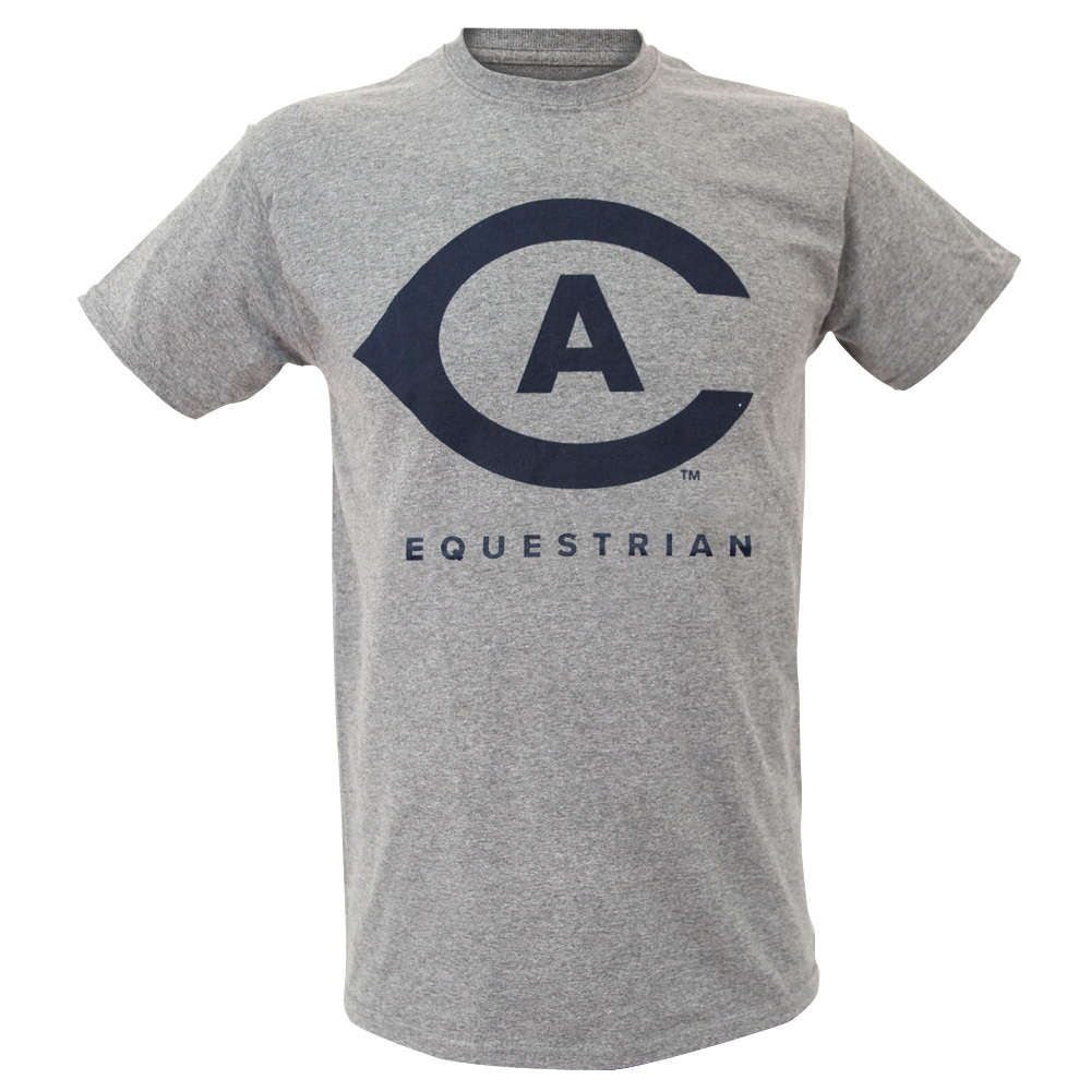 Image For MV® Sport UC Davis Equestrian Team T-Shirt