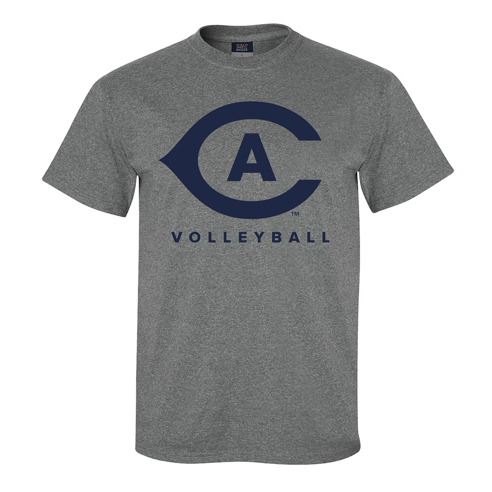 Image For MV® Sport UC Davis Volleyball Team T-Shirt