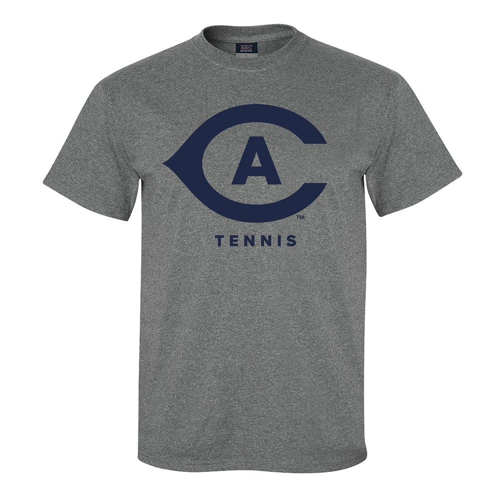 Image For MV® Sport UC Davis Tennis Team T-Shirt