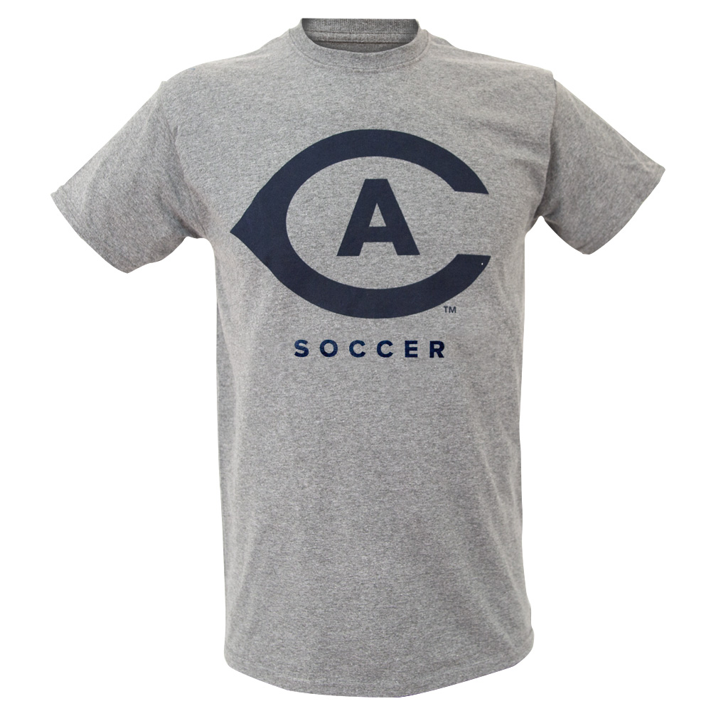 Image For MV® Sport UC Davis Soccer Team T-Shirt