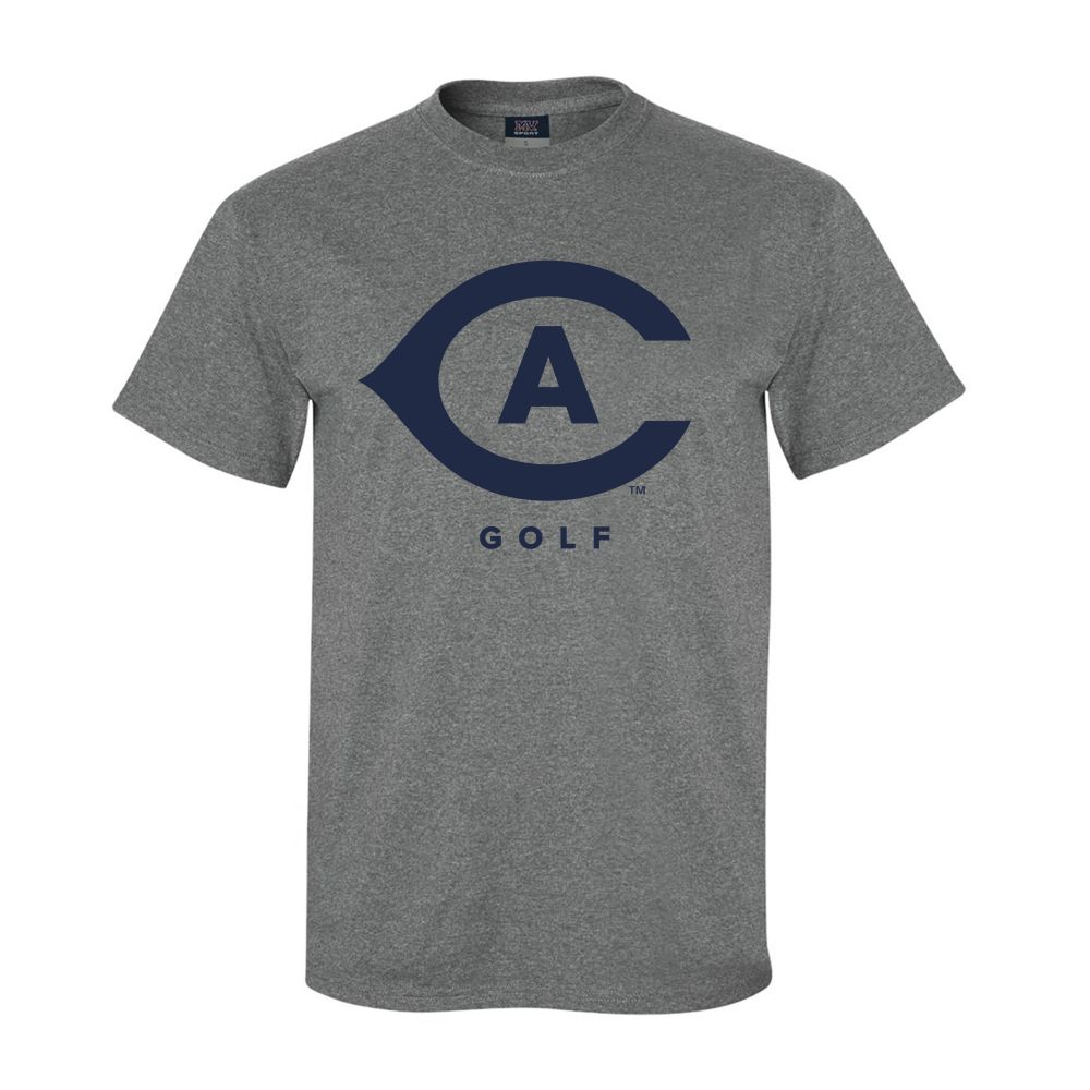 Image For MV® Sport UC Davis Golf Team T-Shirt