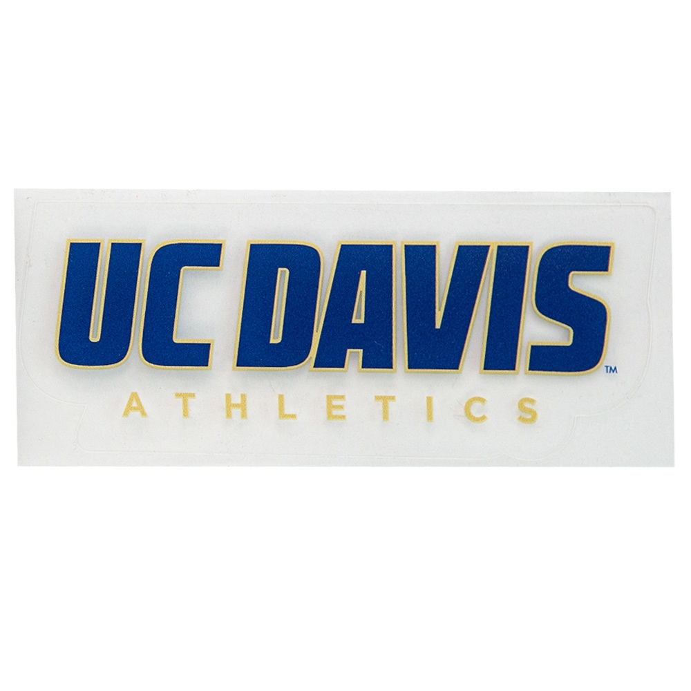 Image For UC Davis Athletics Decal