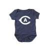 Cover Image for College Kids® UC Davis Athletic Mark Onesie Navy/White
