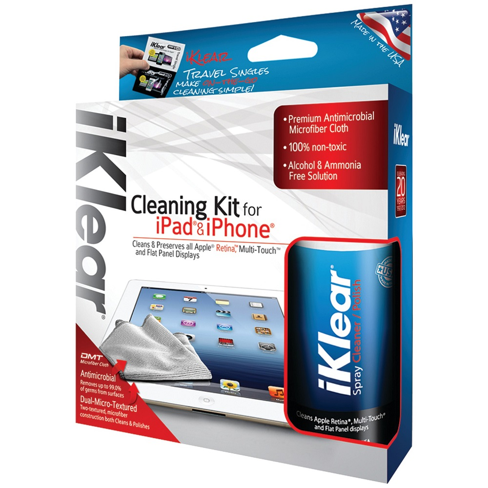 Image For iKlear Cleaning Kit For Iphone/Ipad
