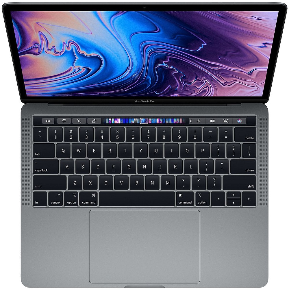 Cover Image For 13-Inch Macbook Pro w/Touchbar 256GB SpaceGray 2019