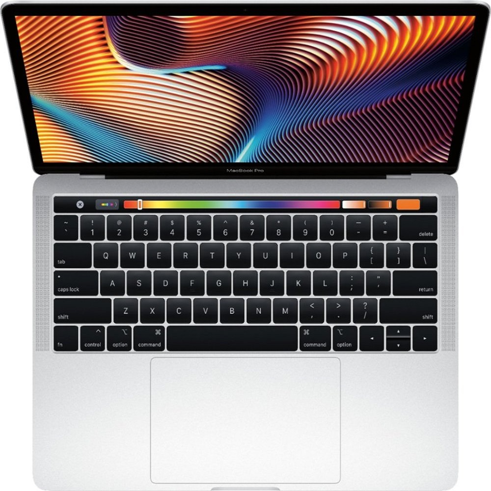 Cover Image For 13-Inch Macbook Pro: Intel 512GB Silver 2019
