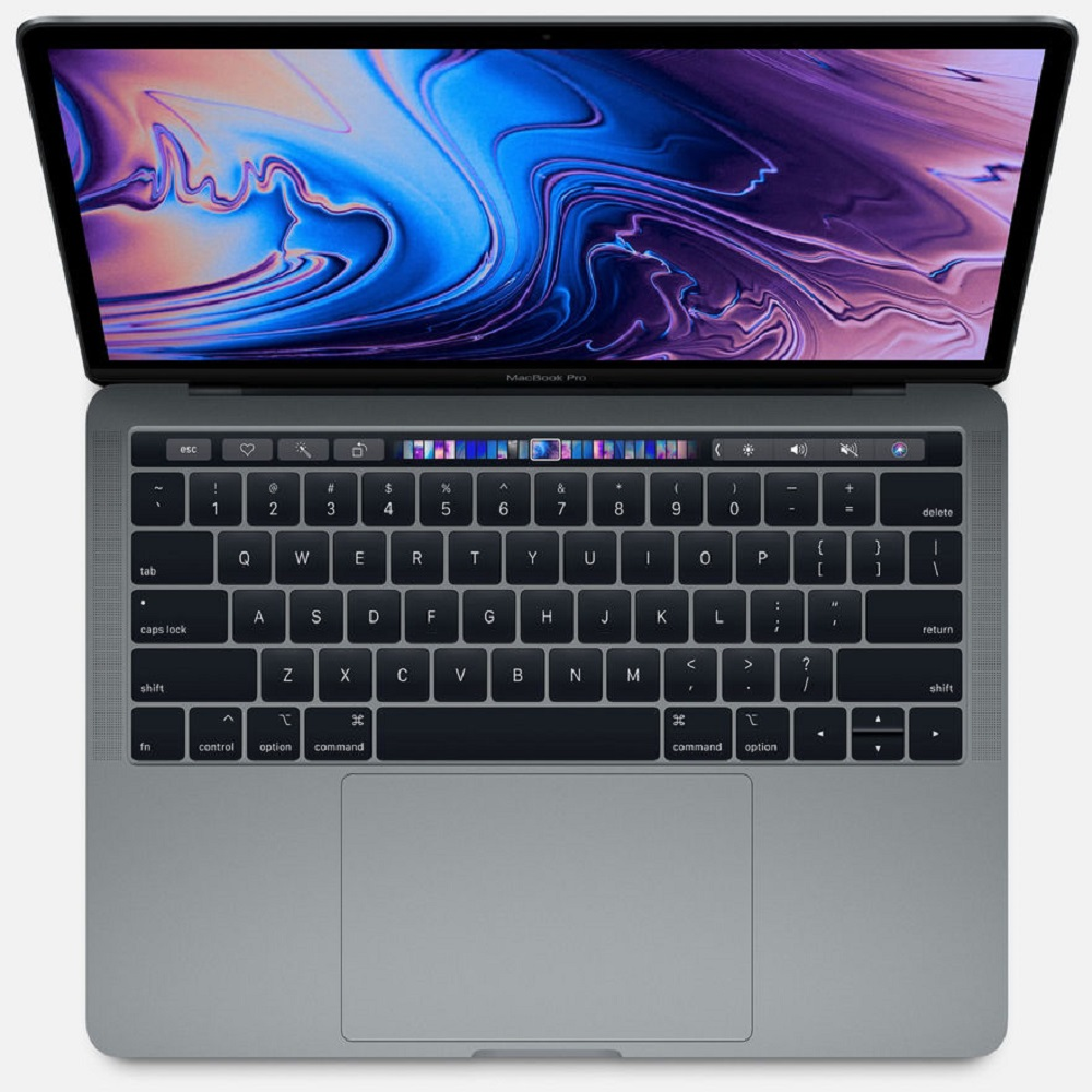 Cover Image For 13-Inch Macbook Pro w/Touchbar 128GB Space Gray 2019
