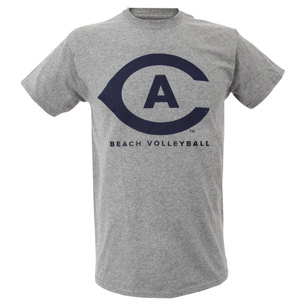 Image For MV® Sport UC Davis Beach Volleyball Team T-Shirt