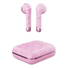 Cover Image for Happy Plugs AIR BT Headphones Pink Marble