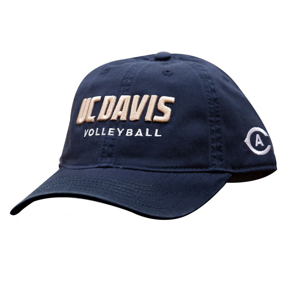 Image For Legacy® UC Davis Volleyball Team Hat