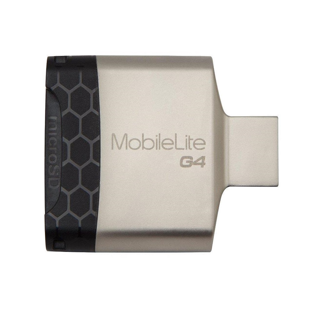 Image For Kingston® MobilLite G4 USB 3.0 Card Reader