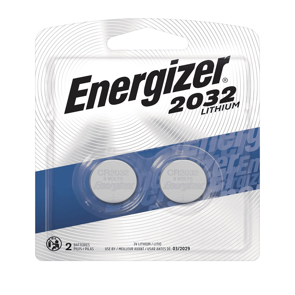 Image For Batteries Energizer CR2032 Lithium