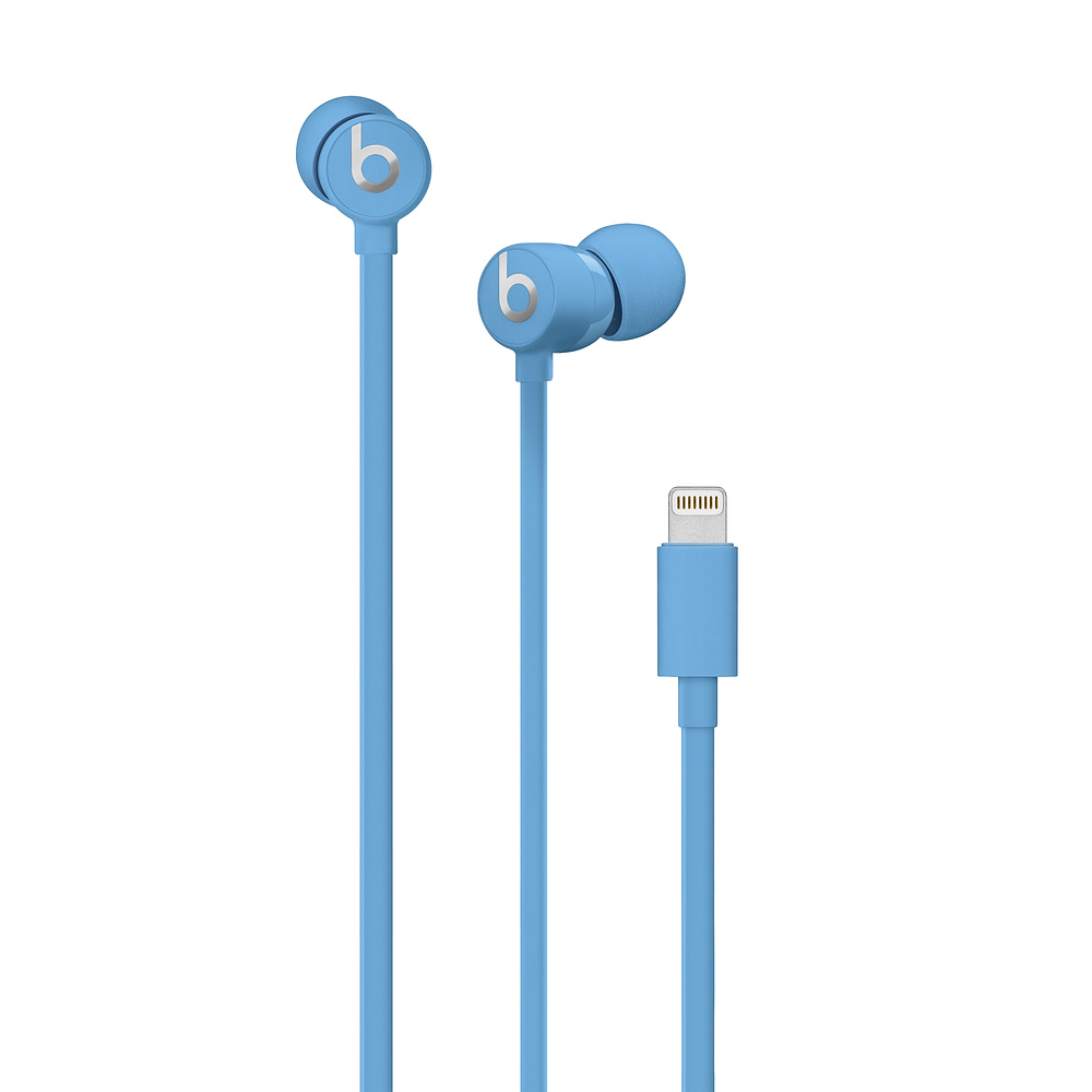 Image For Apple urBeats3 Headphones Blue