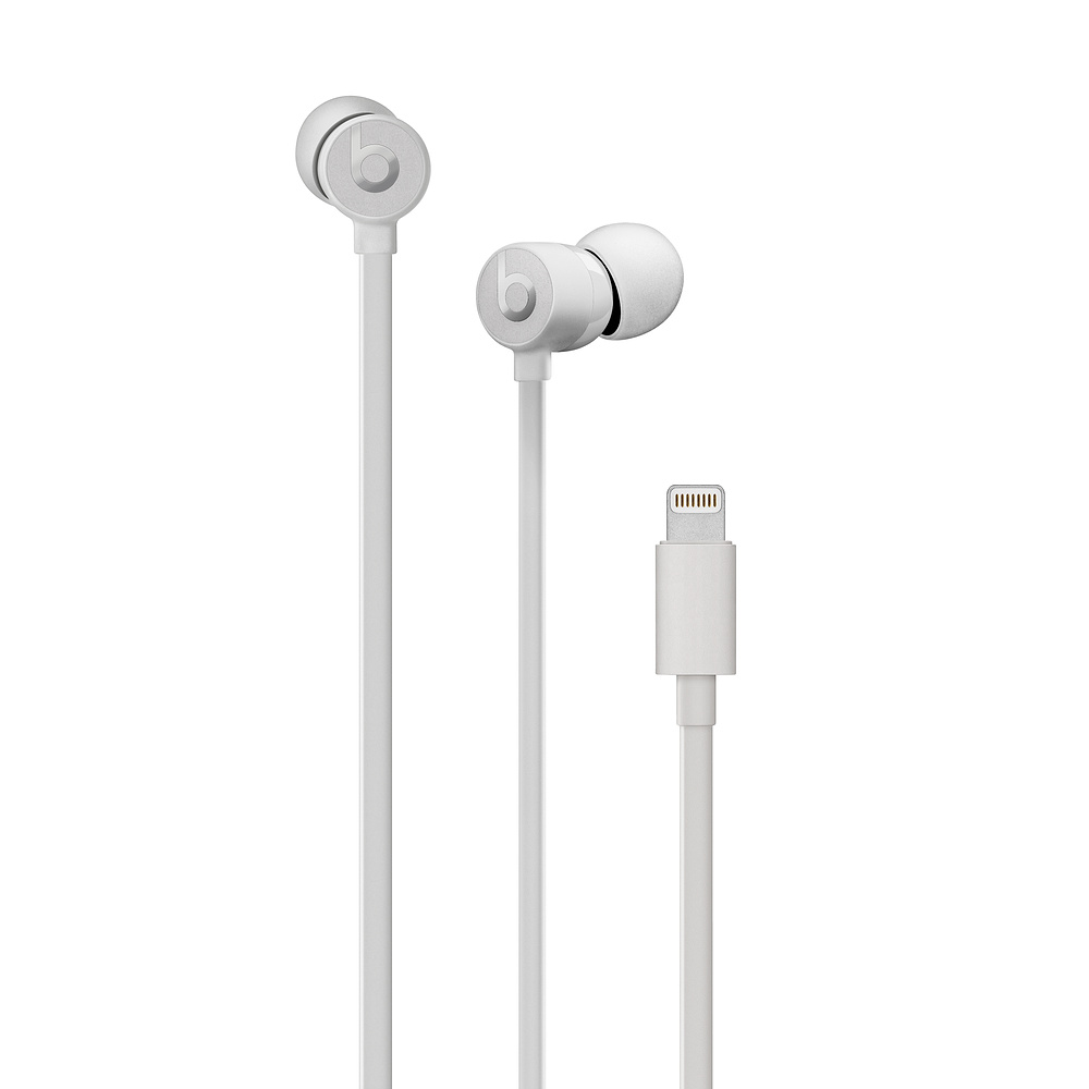 Image For Apple urBeats3 Headphones Satin Silver