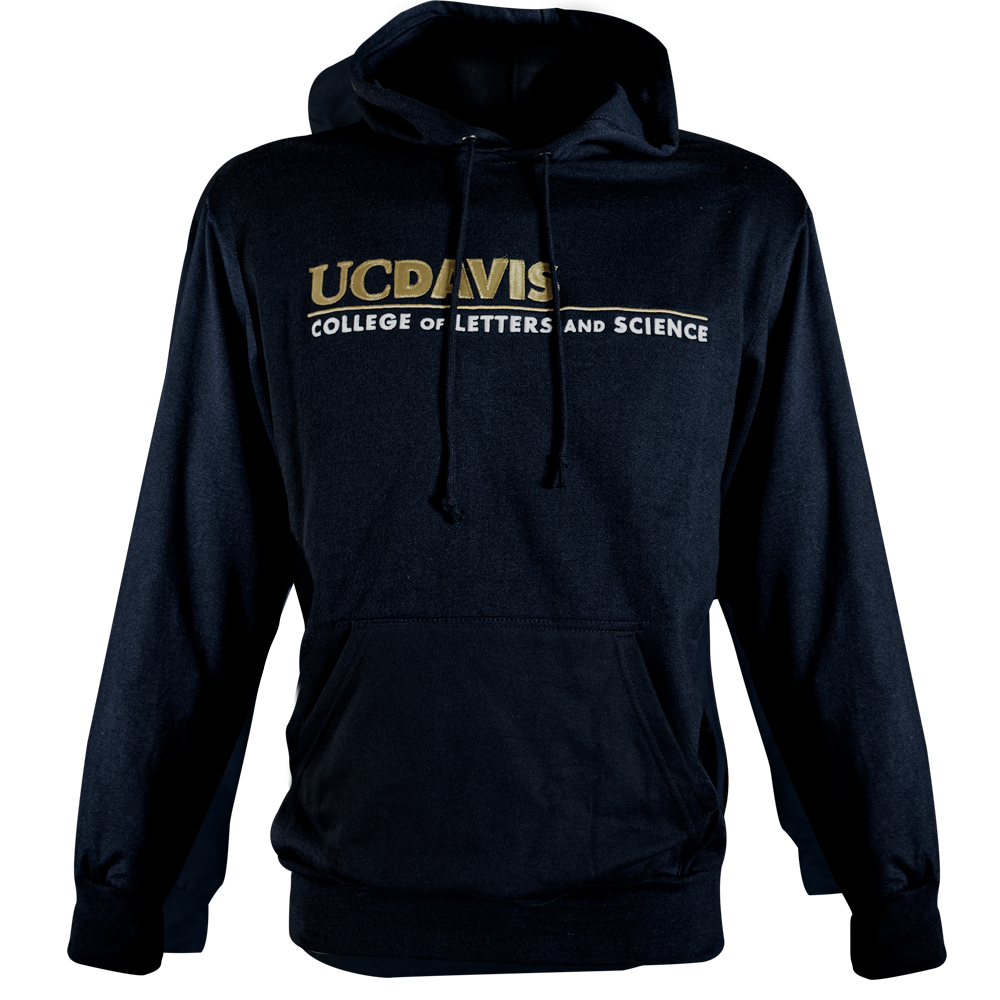 Image For UC Davis College of Letters and Science Hooded Sweatshirt