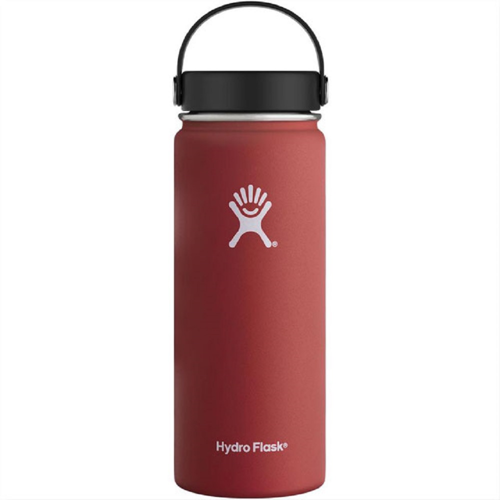 Image For Hydro Flask® 40oz Wide Mouth Water Bottle Lychee Red