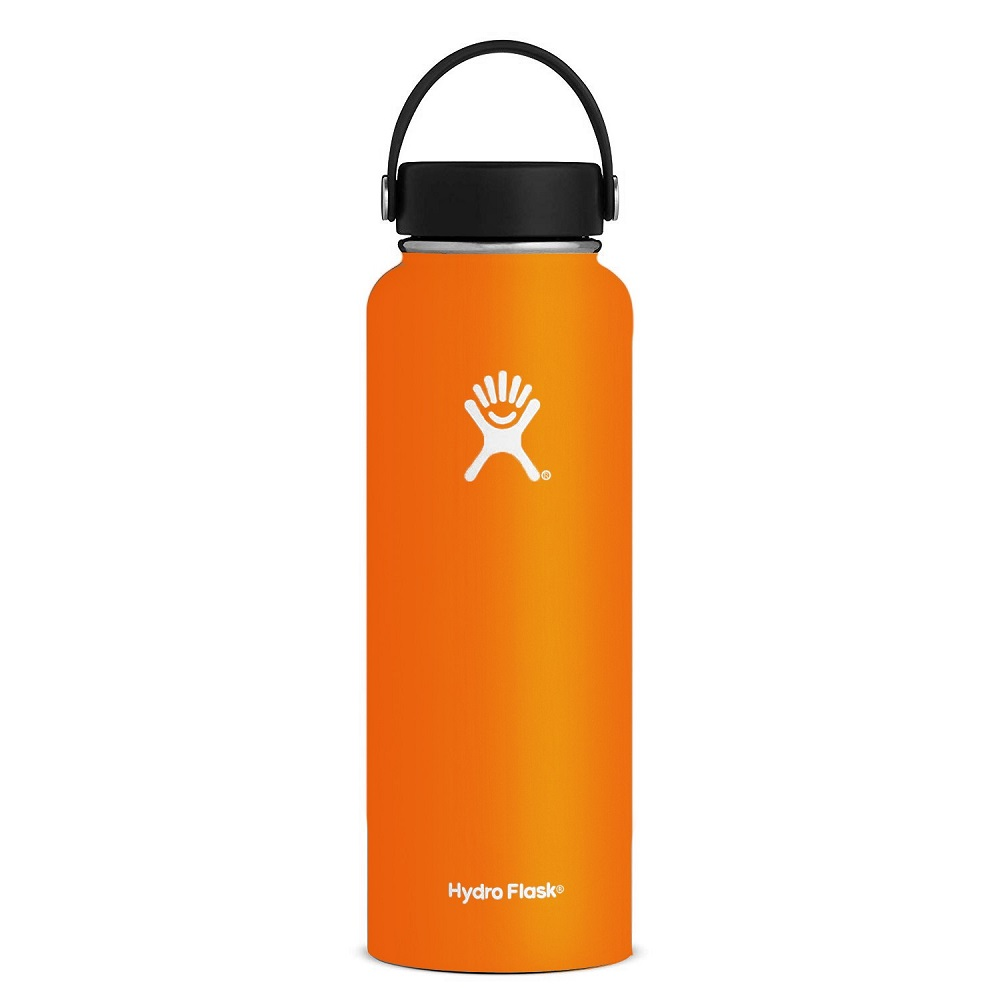 Image For Hydro Flask® 40oz Wide Mouth Water Bottle Orange