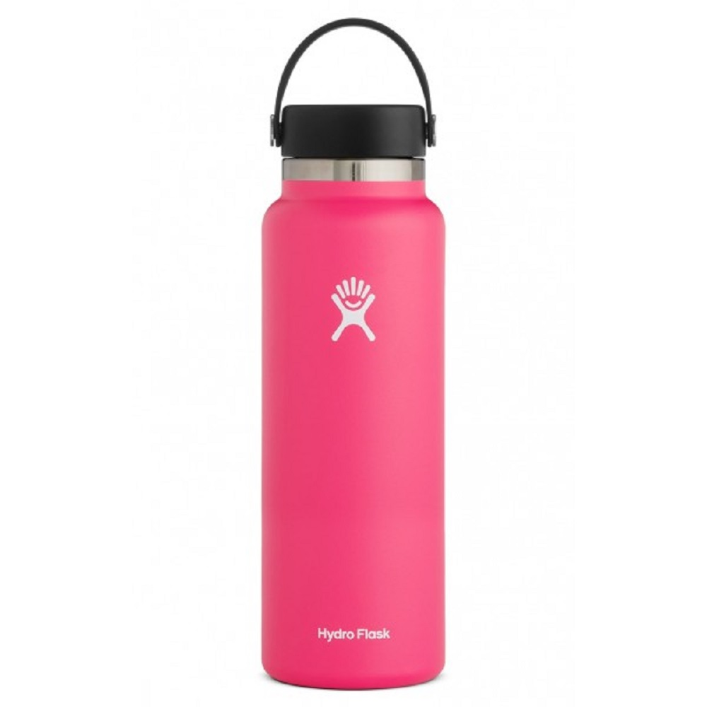 Image For Hydro Flask® 40oz Wide Mouth Water Bottle Watermelon