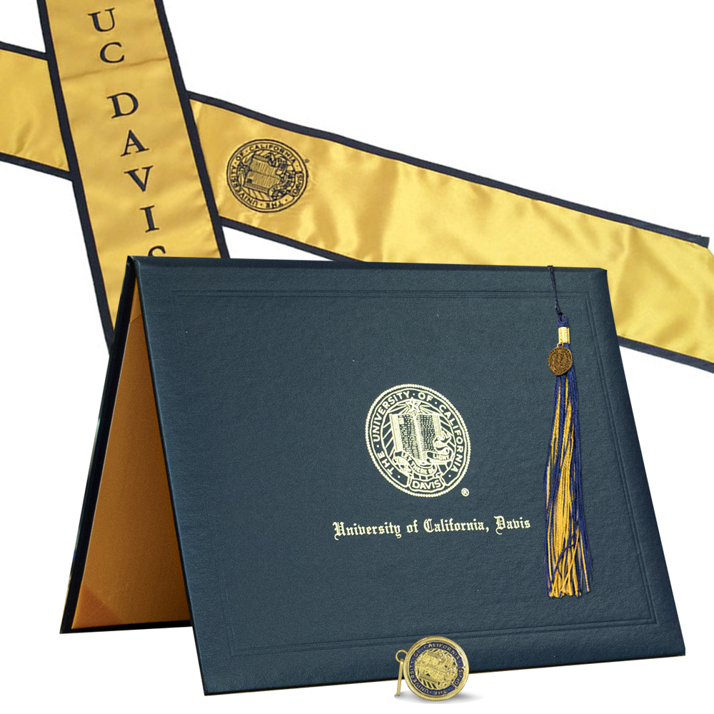 Cover Image For UC Davis Grad Souvenir Pack