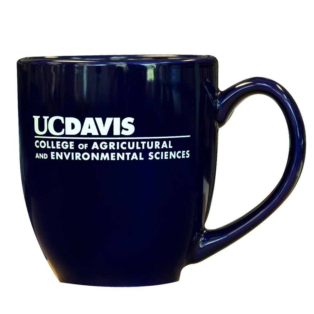 Image For UC Davis College of Ag and Env Sciences Mug