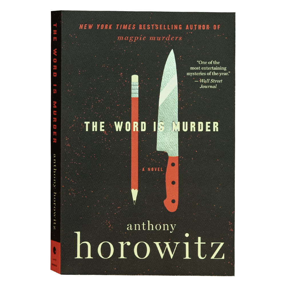 Image For The Word is Murder by Anthony Horowitz