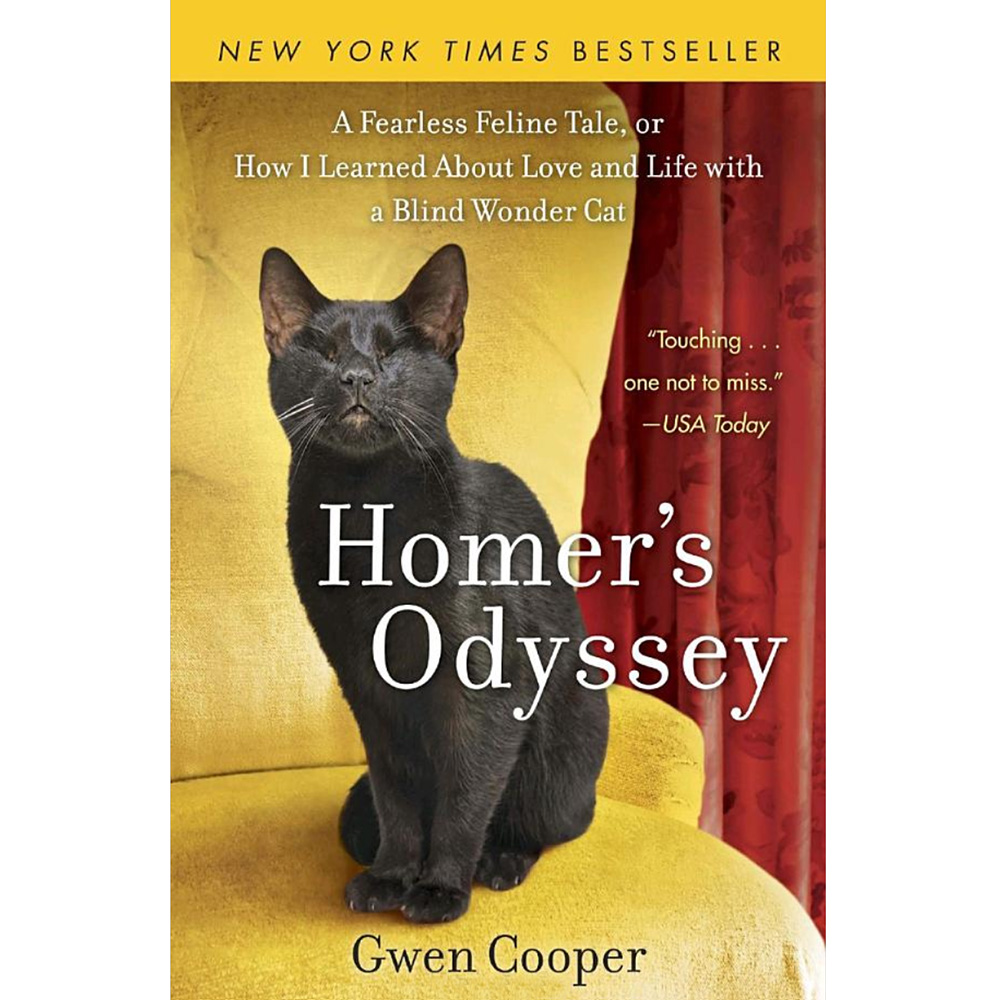 Image For Homer's Odyssey by Gwen Cooper