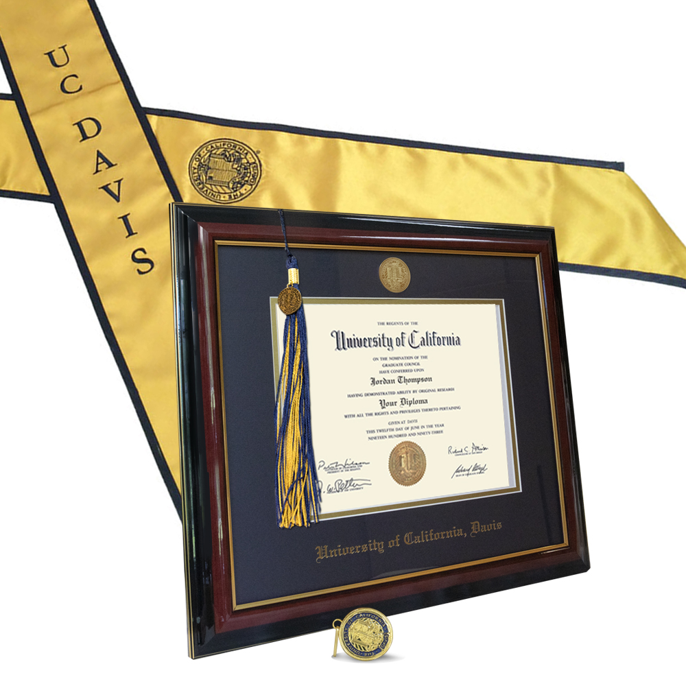 Image For Grad Souvenir Pack with Frame