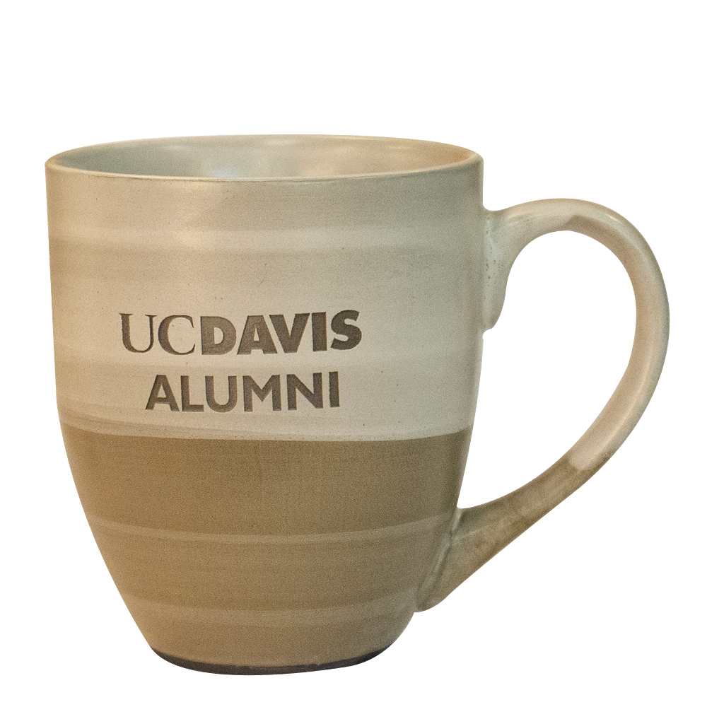 Image For Mug UC Davis Alumni Earth Tone