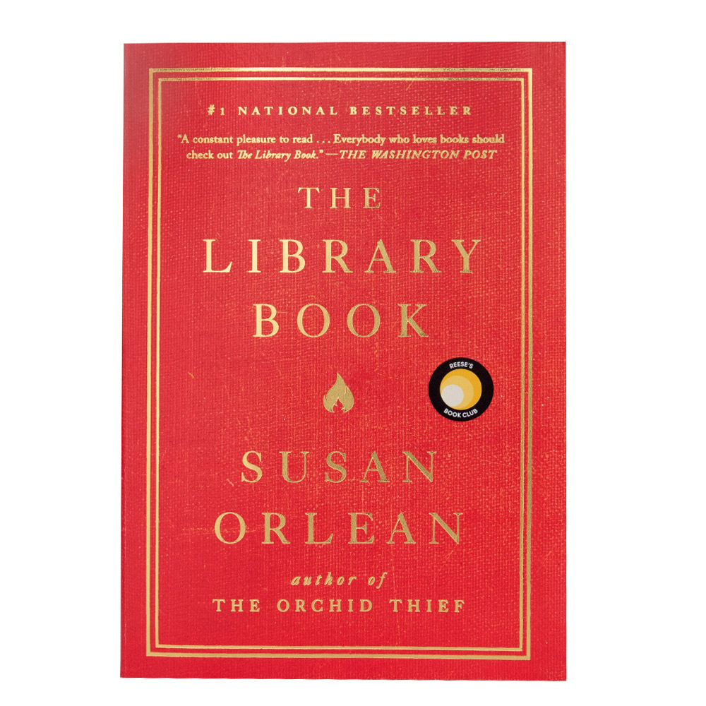 Image For The Library Book by Susan Orlean