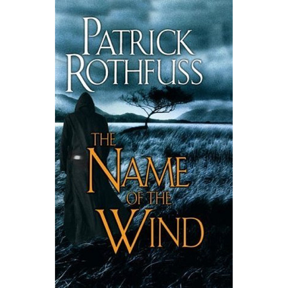 Image For The Name of the Wind by Patrick Rothfuss