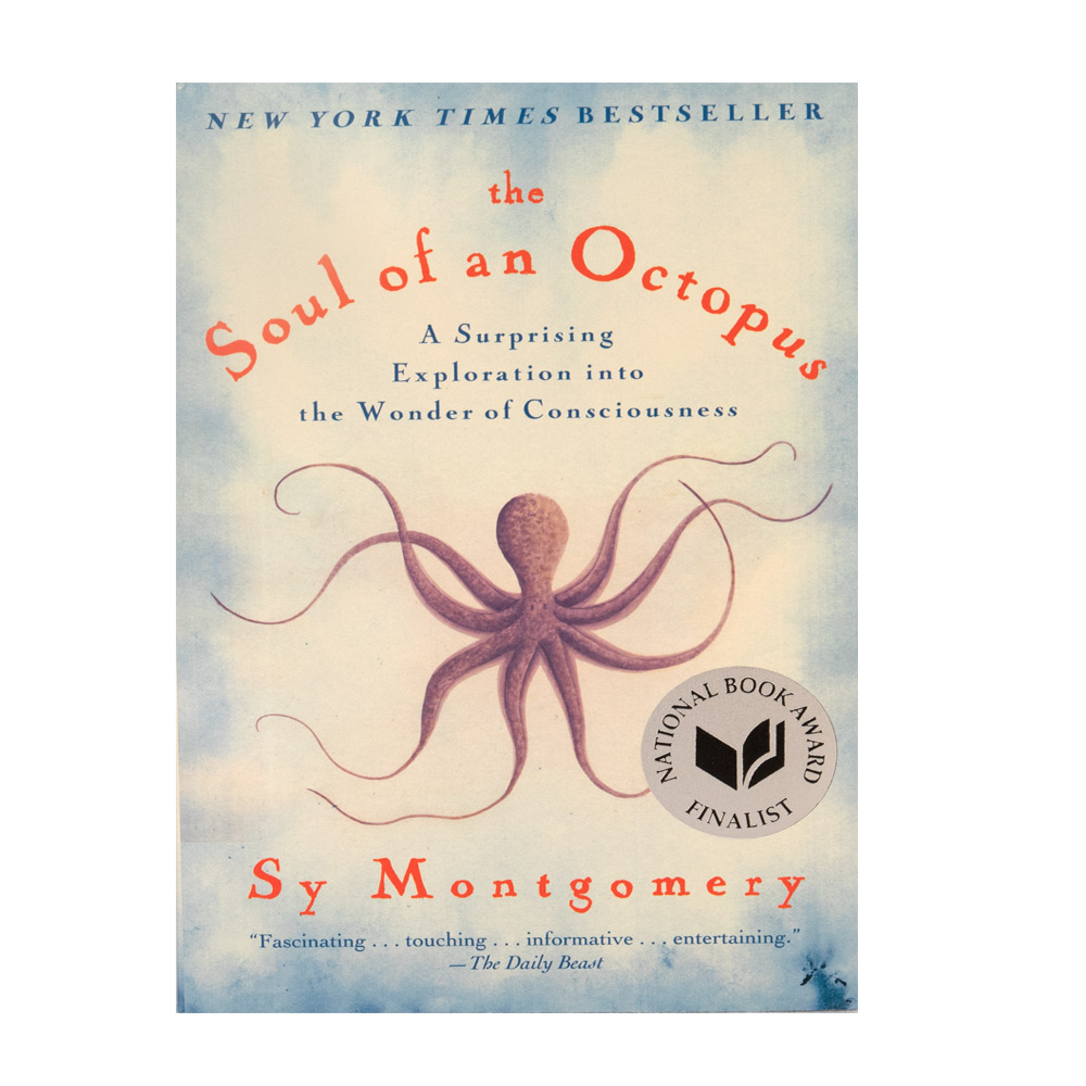 Image For The Soul of an Octopus by Sy Montgomery