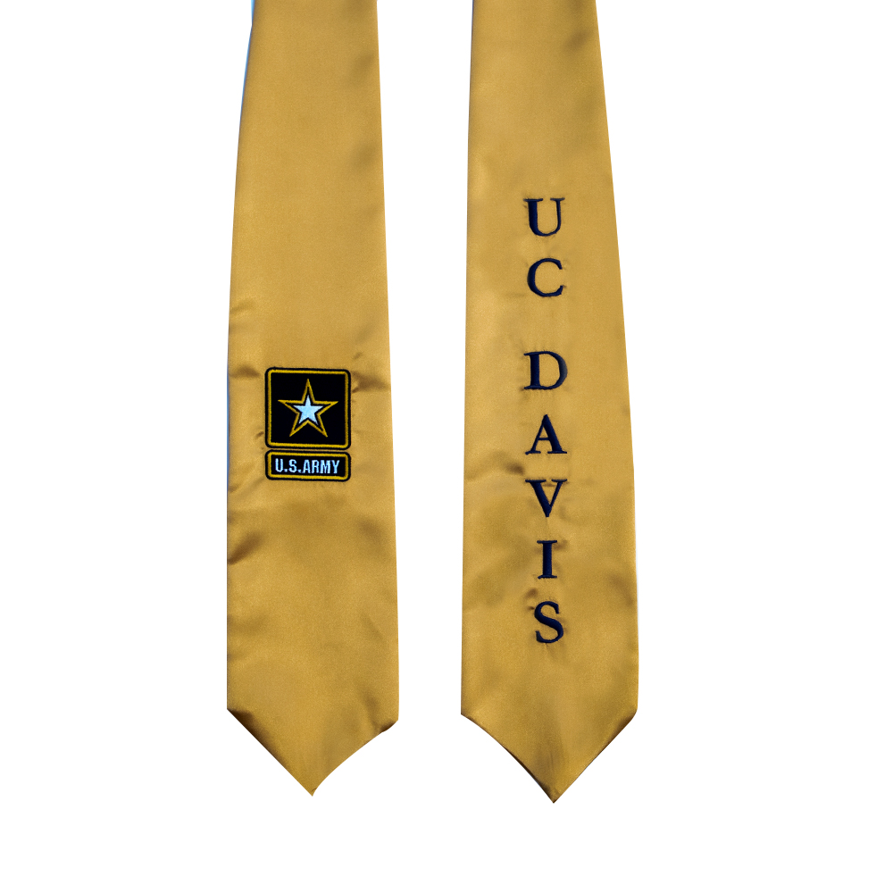 Image For UC Davis Army ROTC Stole