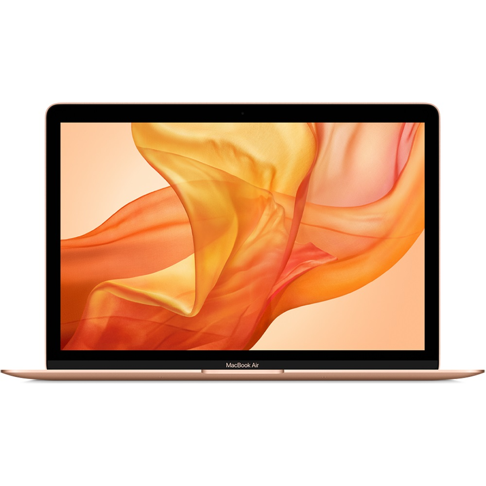 Image For 13-Inch Macbook Air: Intel Processor 256GB Gold 2020