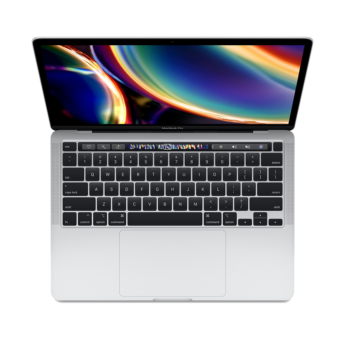 Cover Image For 13-Inch Macbook Pro: Intel Processor 256GB Silver 2020