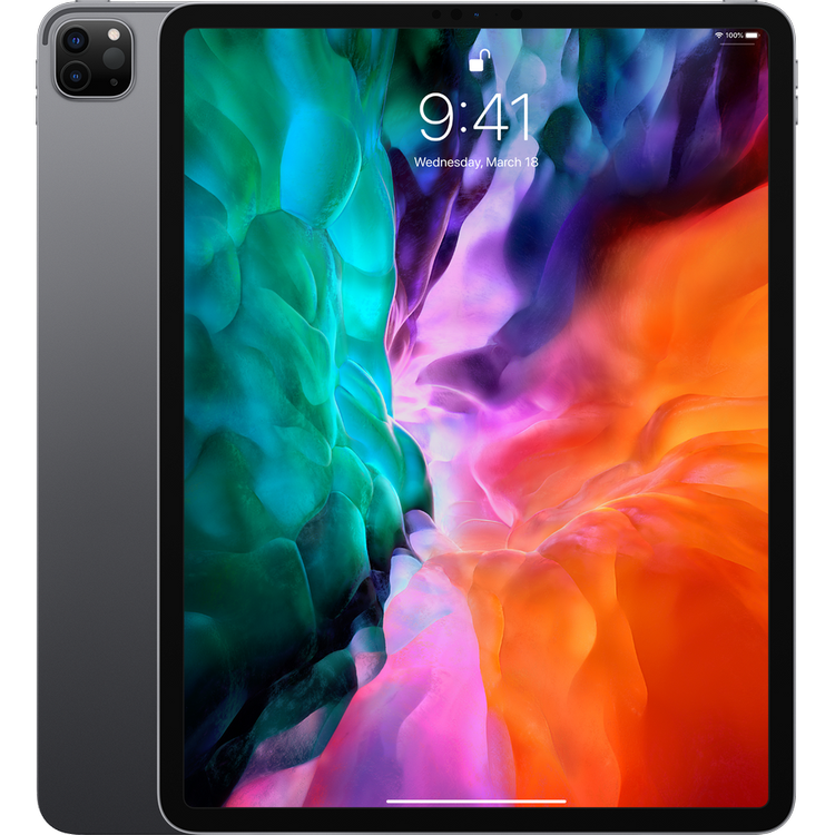 Image For 12.9'' iPad Pro Wi-Fi 128GB Space Gray 2020