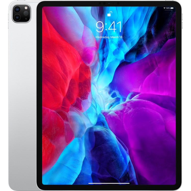 Image For 12.9'' iPad Pro Wi-Fi 128GB Silver 2020
